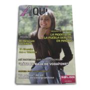 """AQUÍ. Nº874. """"El entorno como valor arquitectónico"""". (España). pp.18-19. (Jul_2012)."""