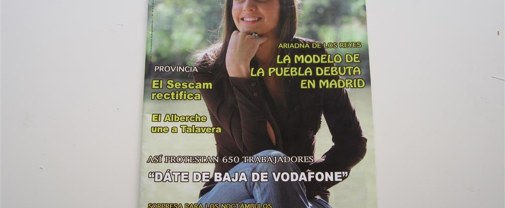 """Publication in Magazine. HERE. No.874. (Spain). """"The environment as an architectural value"""". pp.18-19. (Jul_2012)."""