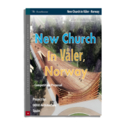 """THE SCANDINAVIAN ARCHITECTURE. Nº30. """"New Church in Valer, Norway"""". (Suecia). pp.21-23. (May_2012)."""