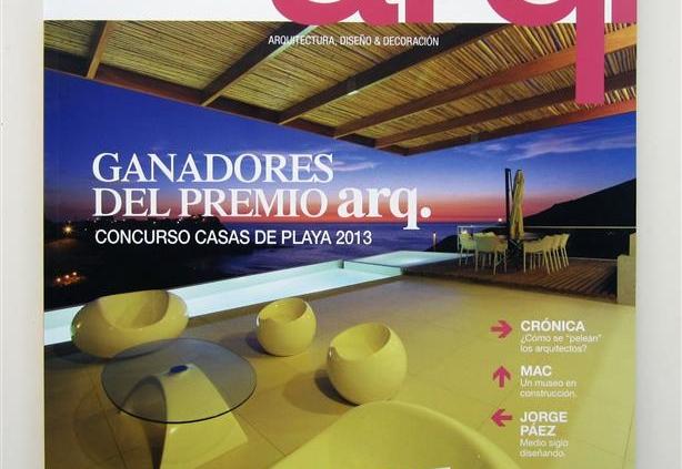 "ARQ. Nº18. (Perú). ""Puente Miraflores - Barranco"". (May_2013)."