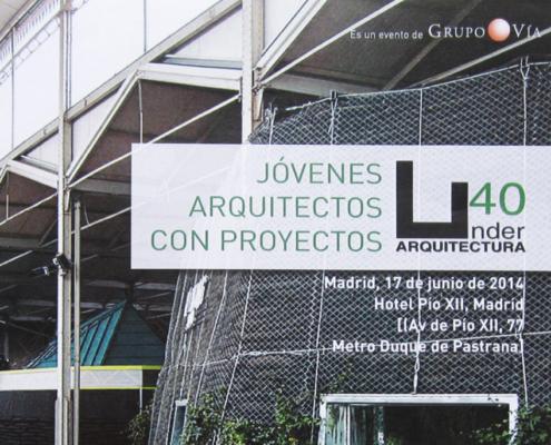 CONFERENCIA. (España). Jóvenes arquitectos con proyectos.