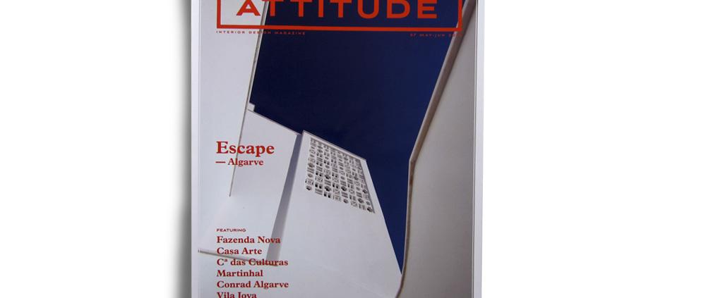 "ATTITUDE. Nº 57. ""Masterplan, Kuopio, Finland"". (Portugal). p 54. (Jun_2014)."