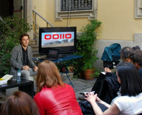 CONFERENCIA. (Italia). OOIIO en el Colegio de Arquitectos de Milán.