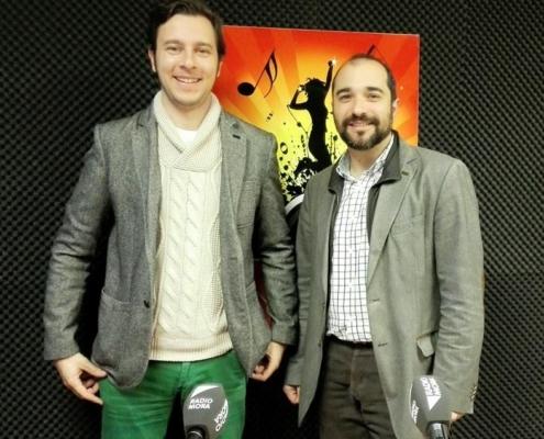 ENTREVISTA. (España). Joaquín Millán habla del proyecto Vivero de Empresas en Radio Mora.