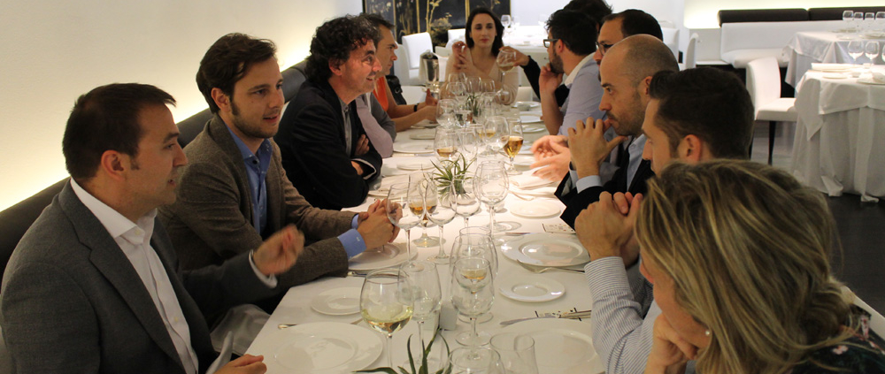 "EVENT. (Spain). OOIIO participates at the ""Architecture Night Dinner""."