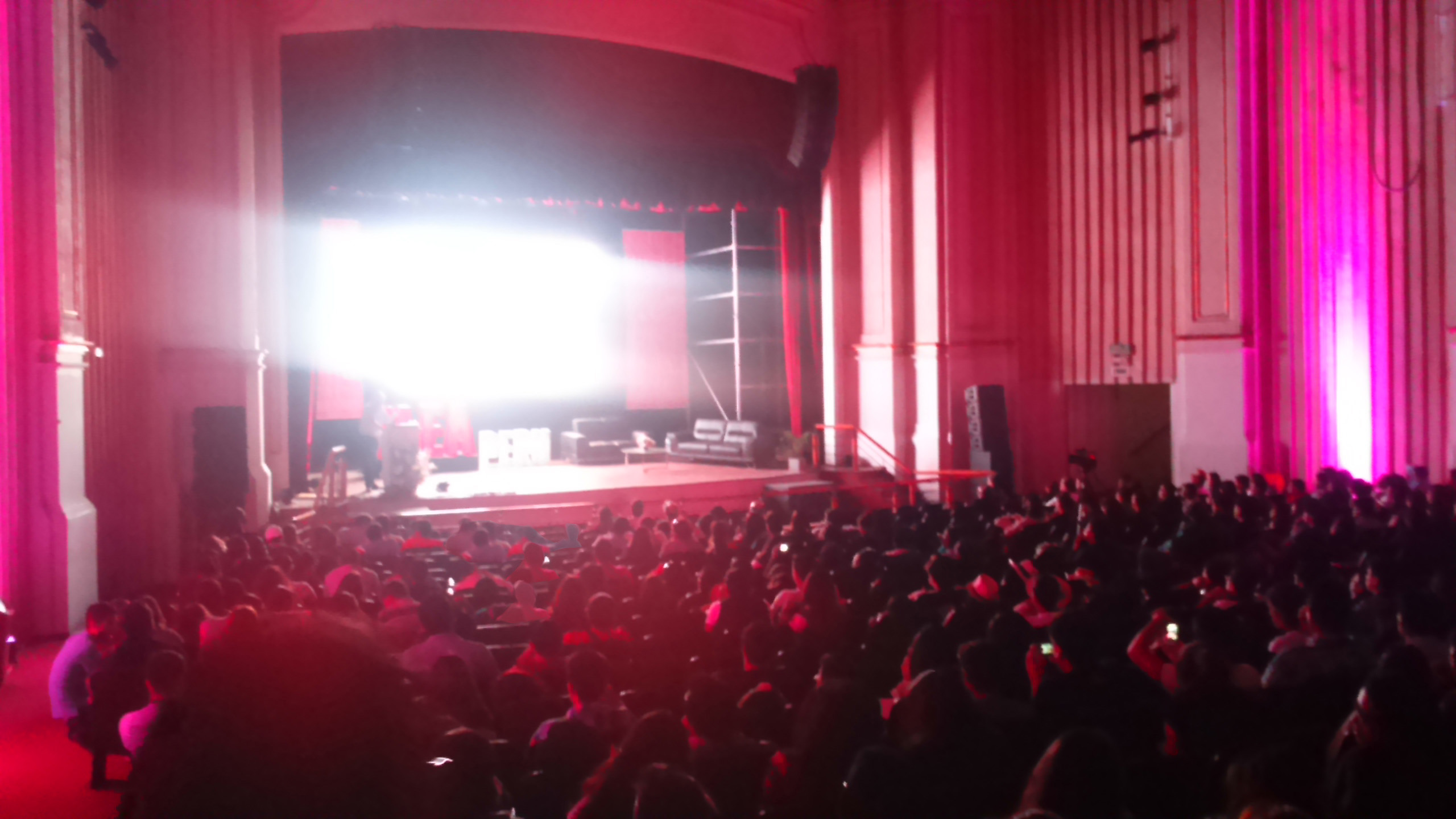 CONFERENCIA. (Perú). XXX Encuentro Latinoamericano de Estudiantes de Arquitectura. Arequipa.