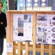 """EXPOSICIÓN. (Italia). """"El cuento de La Arquitectura y Los Refugiados"""". Venecia, Italia."""