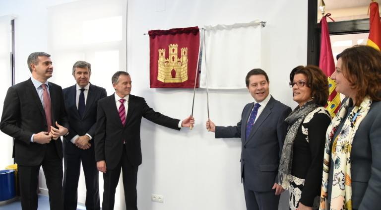 PROYECTO CONSTRUIDO. (España). Inaugurado el Vivero de Empresas de Madridejos.
