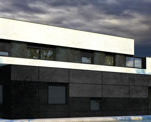 Constructoras de casas en Madrid.
