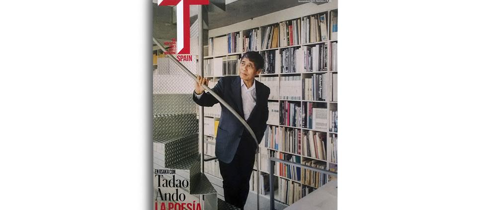 """T"" THE NEW YORK TIMES STYLE MAGAZINE, Nº 8. Disciplina Transversal. Entrevista. (España). pp. 134-147. (Nov_2017)."