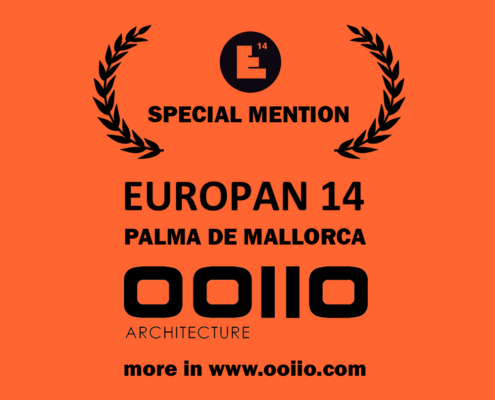 "AWARD. (International). OOIIO Architecture wins Merit Award in ""Europan 14""."