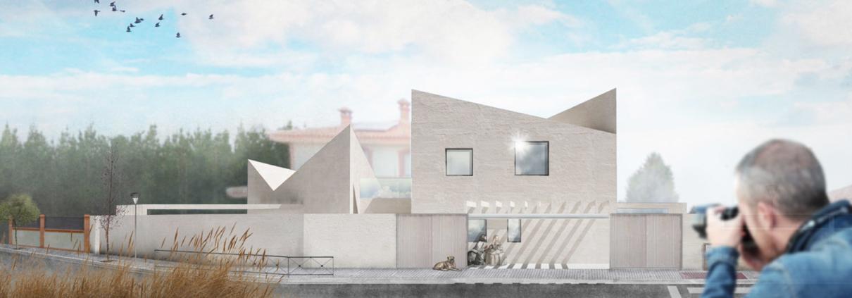 OOIIO, arquitectos en Madrid de viviendas singulares.