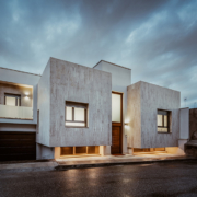 AWARD. (Italy). Montecarmelo Townhouses by OOIIO Architecture wins Bronze A´Design Award.