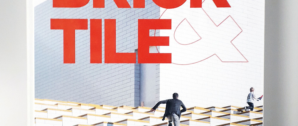 """ARCHITECTURAL MATERIAL, vol 1, BRICK & TILE. Edited by DAMDI. """"Several OOIIO projects"""". (South Corea). Several Pages. (Jan_2019)."""