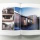 """ARCHITECTURAL MATERIAL, vol 1, BRICK & TILE. Editado por DAMDI. """"Varios proyectos de OOIIO"""". (Corea del Sur). Varias páginas. (Ene_2019)."""
