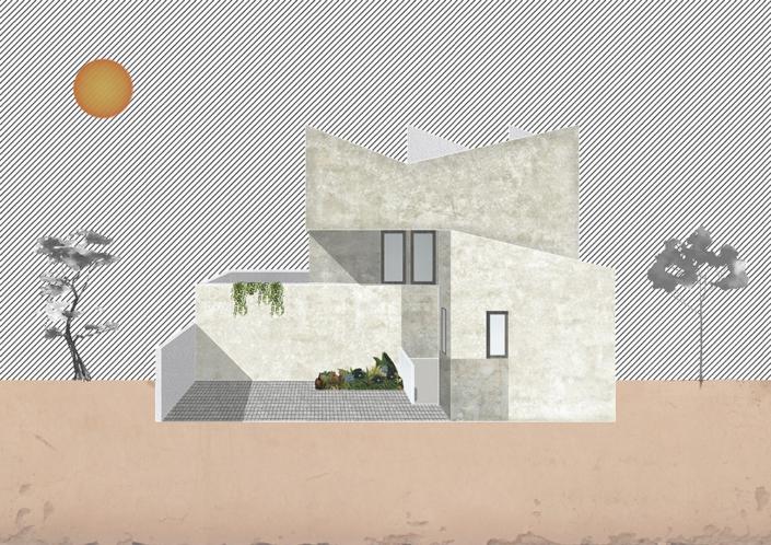 EN CONSTRUCCIÓN. Nueva vivienda unifamiliar en Madrid.