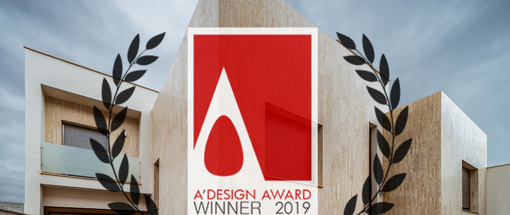 AWARD. Design house by OOIIO wins International Architecture Prize.