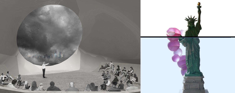 INTERPRETATION CENTER FOR DEVASTATED PLACES