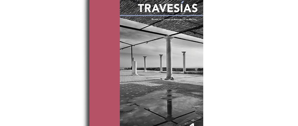 """TRAVESÍAS. Nº1. Colegio Arquitectos de Málaga. """"Exposición Calder-Picasso"""". (España). pp. 43-49. (Dic_2019)"""