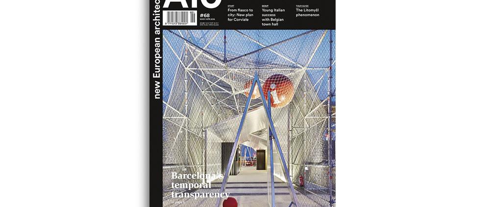 """A10.  Nº 68. """"Vivero de Empresas de Madridejos"""". (Holanda). p. 54. (Abr_2016)."""