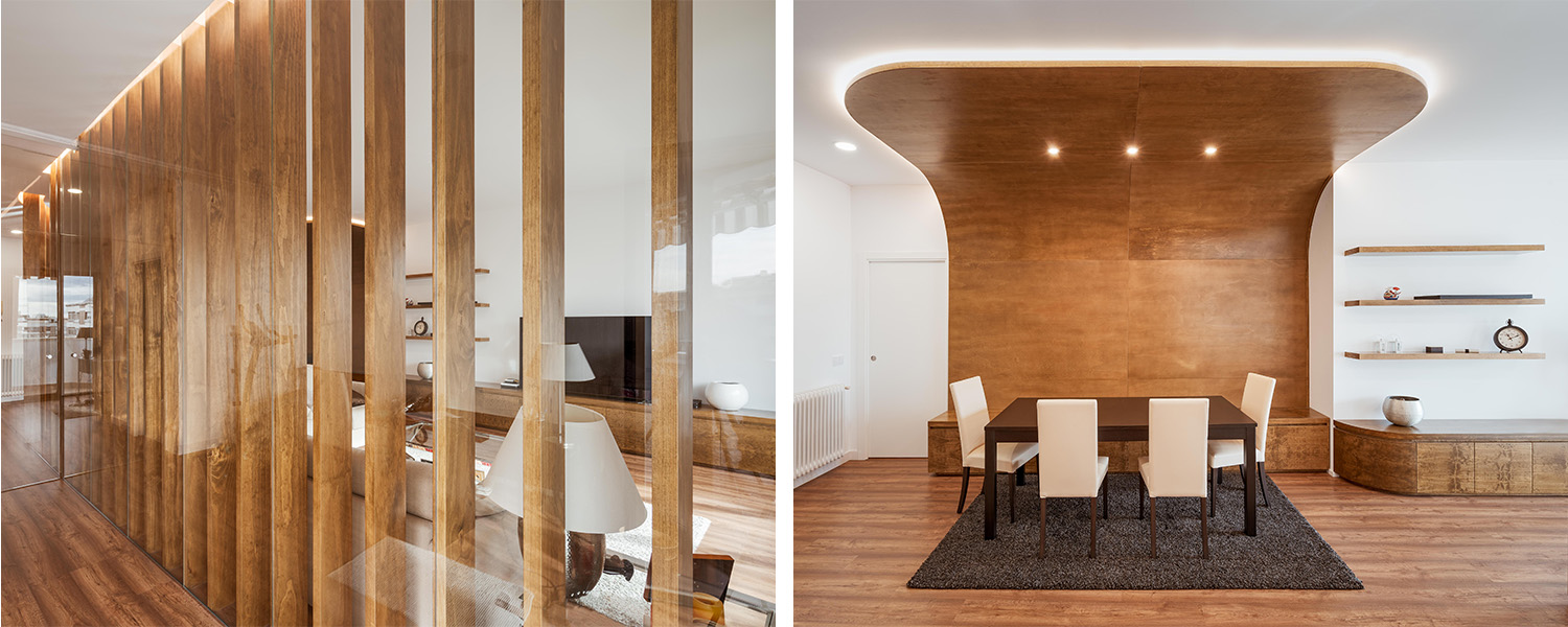 COMPLETE APARTMENT RENOVATION IN MADRID
