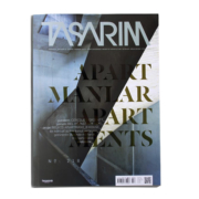 """TASARIM, Nº 218. """"Leeuwarden Urban Water Lilies"""". (Turquía). pp. 80-95. (Feb_2012)."""