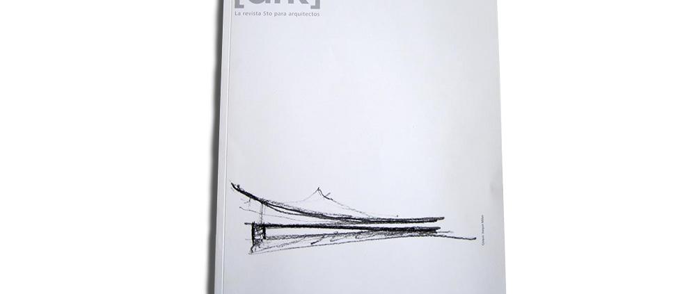 """ARK, Nº4. """"Iglesia en Valer"""". (España). Portada y pp 46-49. (Abr_2012)."""