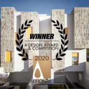 PREMIO. (Italia). Casas en Montecarmelo de OOIIO Arquitectura gana Bronze A´Design Award.