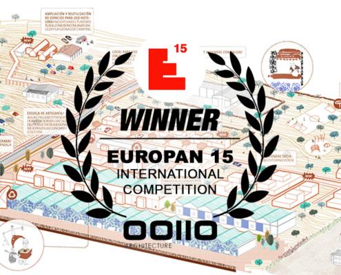 PREMIO. (Internacional). OOIIO Arquitectura gana 1er Premio Europan 15!