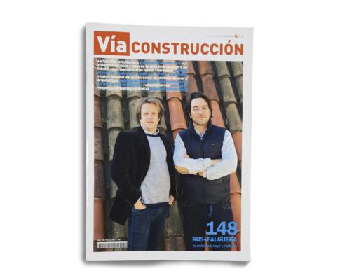 """VÍA CONSTRUCCIÓN. Nº 148. """"Planeamiento Casar de Cáceres"""". (España). p 10. (Mar_2020)."""