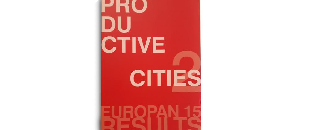 "PRODUCTIVE CITIES 2. Editado por Europan-Europa. ""La Charca de la Abundancia"". (Francia). pp 158-159. (Sep_2020)."