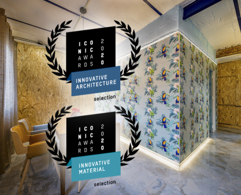 "PREMIO. (Alemania). Casa MIGA, diseñada por OOIIO Arquitectura, gana DOS ""Iconic Awards: Innovative Architecture""."
